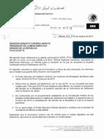 Relaciones Exteriores ACTA