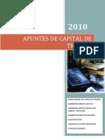 Apuntes Capital de Trabajo
