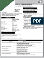 LOSB9521 Manual