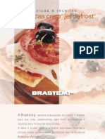 Livro Culinaria Microondas Brastemp