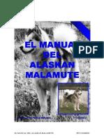 El Manual Del Alaskan Malamute