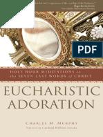 Eucharistic Adoration