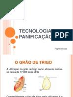 TECNOLOGIA DA PANIFICAÇÃO