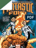 Fantastic Four Exclusive Preview