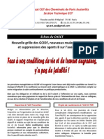 Tract CGT ECT PAZ Expertise CGIDF Et Projet Roulements IC-TER SA 2013_Nouvelle Grille GCIF