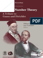 Analytic Number Theory a Tribute to Gauss and Dirichlet~Tqw~_darksiderg