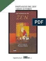 Enseñanzas del Budismo Zen