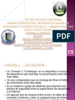 Expo Redes Firewall y Proxy