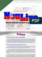Votre Publicité sur www.noulive.com