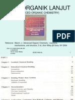 Kuliah Kimia Organik Lanjut s1