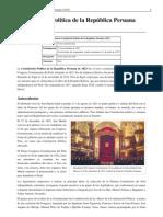 Constitución Política de la República Peruana (1823)