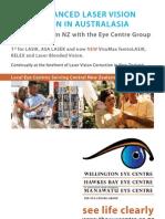 ECG Laser Vision Correction