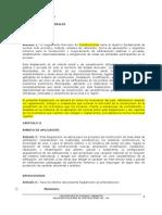 Reglamento Boliviano de Construcciones Version 19-01-2012