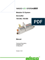 Wago750 306 Manual