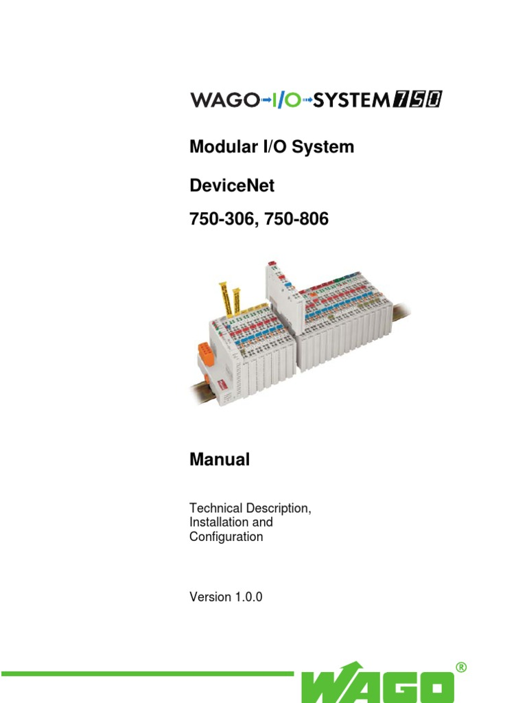 Wago750 306 Manual | Hertz | Electrostatic Discharge