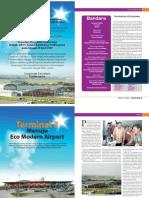 ECO Airport Terminal 3 Soeta