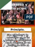 Alabanza y adoración IBE Callao