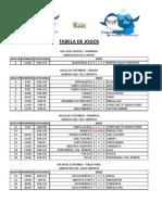 Copa Nupec de Futsal - 2012