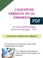 T - 1 Fármacos de uso en Embarazo.r