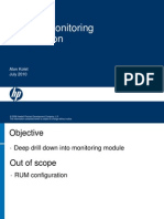 BSM 9 - Session 7 - Monitoring Configuration
