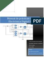 Manual de Pra Cticas de La Materia de Electro Nica Digital II 2012A