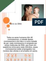 Teste de DNA