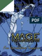 Mage the Awakening Demo Part 1