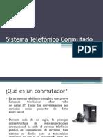 Sistema Telefónico Conmutado