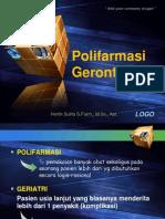 Polifarmasi Gerontik Present