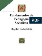 Fundamentos de Pedagogia Socialista