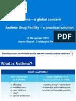 Asthma- a global concern