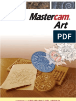 Mastercam Art