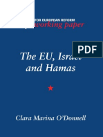 EU, Iisrael and Hamas