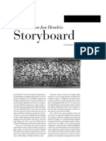 Jan Hendriz Storyboard