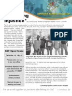 Fall 2012 KBF Newsletter