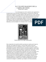 El Simbolo y El Rito Masonico de La Cadena de Union