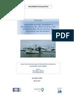 ESTUDIO FLOTA DE ARRASTRE-IDENTIFICACIÓN, ANÁLISIS Y EVALUACIÓN...