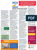 Pharmacy Daily for Tue 13 Nov 2012 - Antibiotics, Di-Gesic, 50  sunscreens, NZ Guild ceo and much more