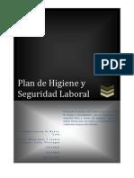 Plan de Higiene y Seguridad Laboral - Dgi Leon