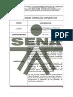 DISEÑO - Formación Técnico Pedagógica en AVA con Blackboard 9.1