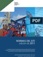 10. Normas EITI, edición 2011