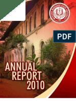 WMSU Annual Report 2010