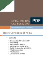MPLS Main Slide