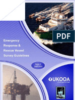 Emergency Response and Rescue Vessel Survey Guidelines