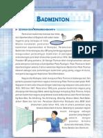 Modul Permainan Badminton