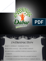 Dabur PPT