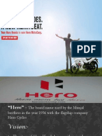 Hero Moto Corp Ppt