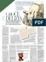 Intervista Al Nipote Di Benedetto Croce - La Repubblica (13.11.2012)