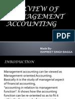 Manangement Accounting