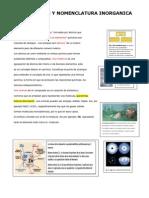 Formulacion y Nomenclatura de Química Inorgánica
